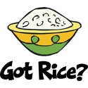 Rice T-shirt, Rice T-shirts, Rice Gifts