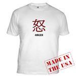 Kanji Anger Merchandise