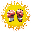 Boxing Flame
