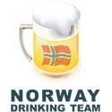 Norway Drinking Team