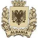 Stylized Albania Crest