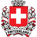 Stylish Switzerland Crest