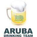 Aruba Drinking Team