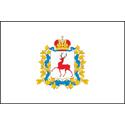 Nizhny Novgorod Flag