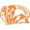 Retro Elephant