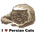 I Love Persian Cats