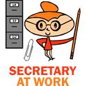 Secretary T-shirt, Secretary T-shirts