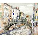 Maurice Prendergast Little Bridge