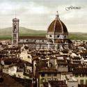 Vintage Florence Cathedral