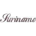 Vintage Suriname Gifts