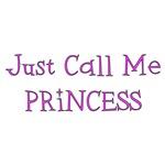 Just Call Me Princess