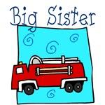 Firetruck Big Sister