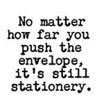 Envelope Stationery