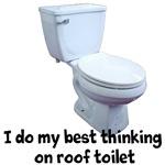 Roof Toilet