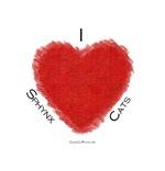 I (heart) Sphynx Cats