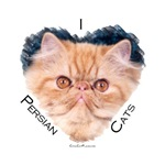 I (heart) Persian Cats