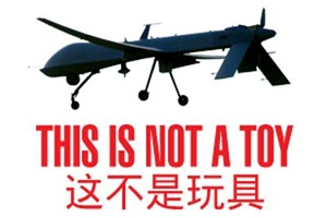 Drones Are Not Toys