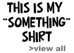 This is my shirt