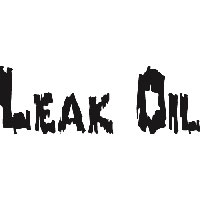 Leak Oil * game falls apart