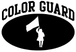 Color Guard (BLACK circle)