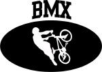 BMX (BLACK circle)
