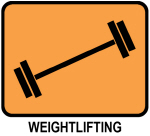 Weightlifting (orange)