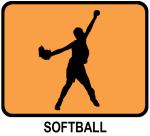 Softball (orange)