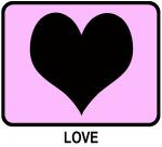 Love (pink)