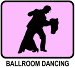 Ballroom Dancing (pink)