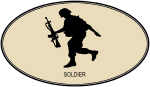 Soldier (euro-brown)