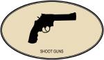 Shoot Guns (euro-brown)
