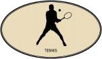 Mens Tennis (euro-brown)