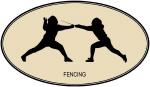 Fencing (euro-brown)