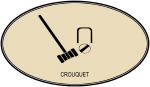 Crouquet (euro-brown)