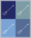 Archery  (blue boxes)