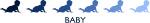 Baby (blue variation)