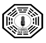 Two Idiots Talk Lost - Logo