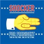 Shocker for President