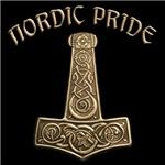 Gold Nordic Pride