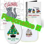 Personalized Christmas Shoppe