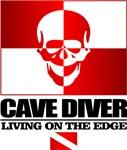 Cave Diver (Skull)