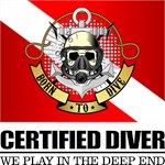 Certified Diver (BTD)