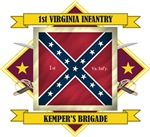 1st Virginia Infantry