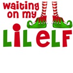 Waiting on my elf