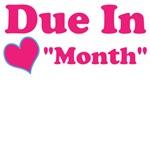 Due in Custom Date