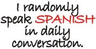 Random Spanish