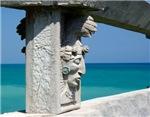 Mayan Relief (Isla Mujeres)