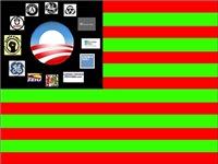 ObaMessiah's Flag
