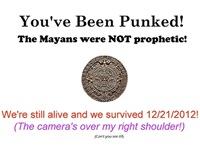 Mayan Punking