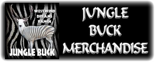 Jungle Buck at Westwind Dreams Ranch